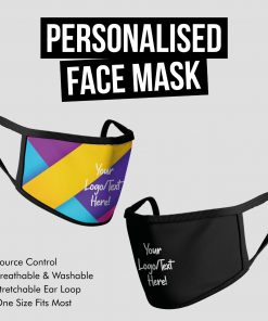 Personalised Face Masks