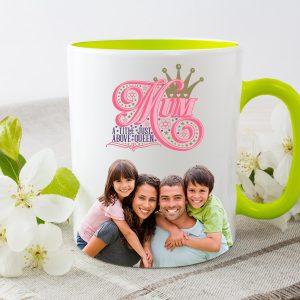 Light Green coffee mug